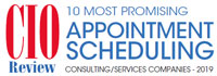 Top 10 Appointment Scheduling Consulting/Services Companies - 2019